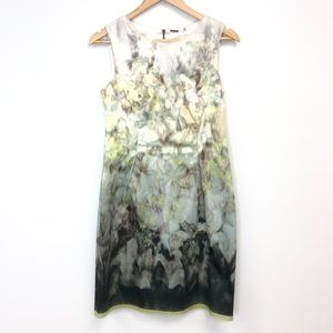 Elie Tahari | Watercolor A Line Dress